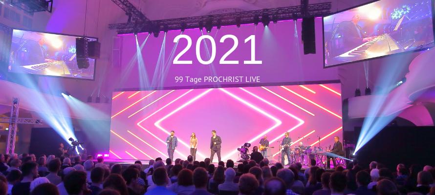 PROCHRIST LIVE 2021